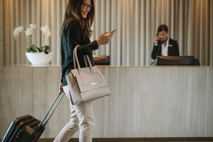 How a Converged Network Can Benefit Your Hotel Property